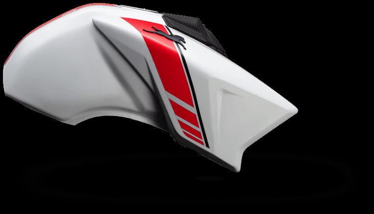 Pearl White - RTR 160 2V