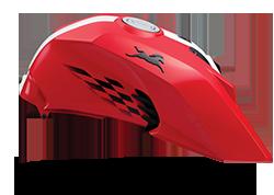 Red - RTR 160 4V RD