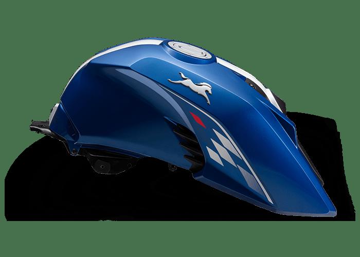 Blue - RTR 160 4V Refresh FD