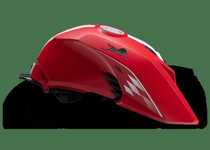 Red - RTR 160 4V Refresh RD