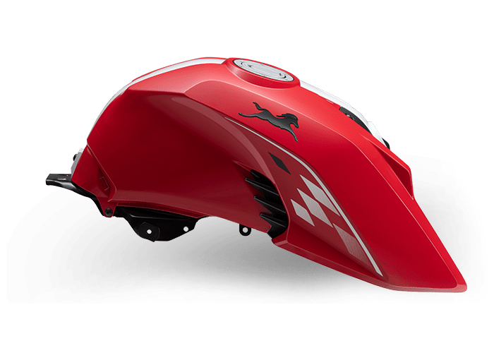 Red - RTR 160 4V Refresh with ABS
