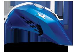 Racing Blue - RTR 160 4V FD